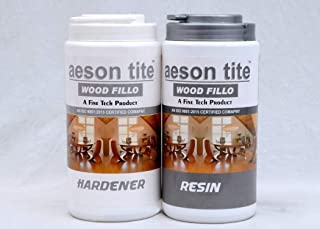 aeson tite WOOD FILLO Epoxy Resin & Hardener : A Fine Tech Product