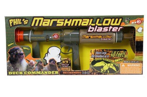 Marshmallow Bazooka Gun in the box