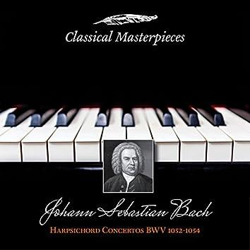 Johann Sebastian Bach: Harpsichord Concertos BWV1052-1054 (Classical Masterpieces)
