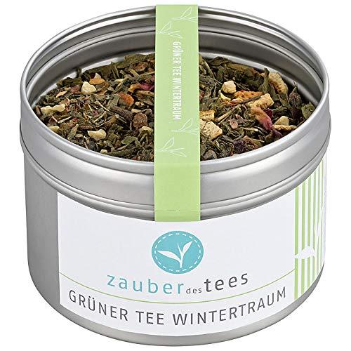 Zauber des Tees Grüner Tee Wintertraum, 65g