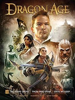 Dragon Age Library Edition Volume 1  Silent Grove Those Who Speak Until We sleep