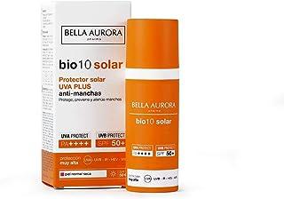 Bella Aurora crema protector solar UVA Plus anti-manchas SPF50+ 50ml