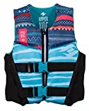 Hyperlite Indy Youth CGA Wakeboard Vest Girl's Sz L (65-90lbs) Pink