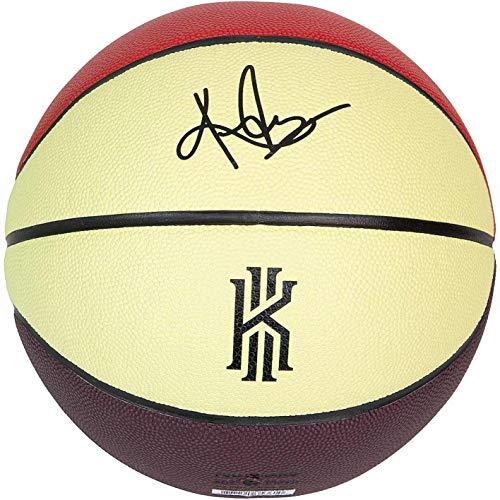 Nike Crossover Kyrie Basketball (7, Black/red)