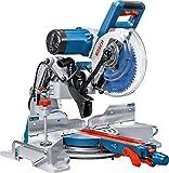Bosch Professional Paneelsäge GCM 10 GDJ (1.800 Watt, Sägeblatt-Ø254 mm, 29 kg, inkl. 1x...