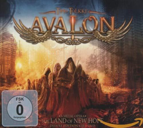 The land of new hope(CD+DVD DIGI)