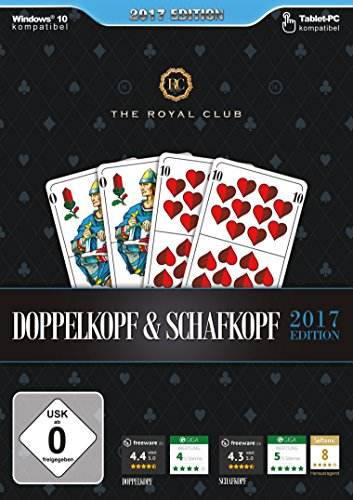 The Royal Club Doppelkopf & Schafkopf 2017 (PC)