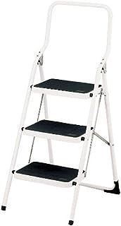 ORYX 23010102 Escalerilla Acero 3 Peldaños Uso Doméstico