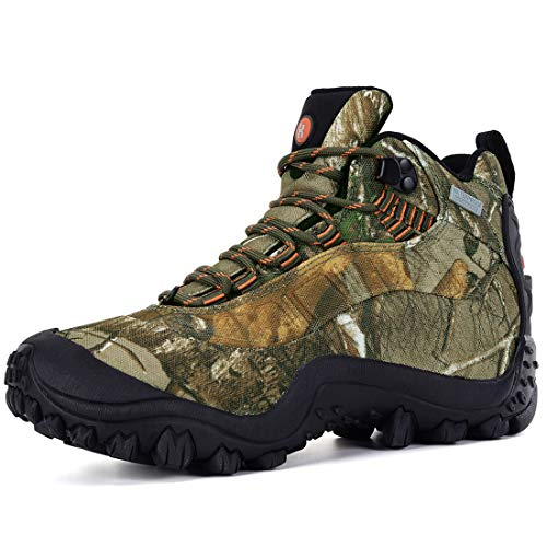 51Uyx6OxMbL. SS500  - XPETI Men's Waterproof Hiking Boots