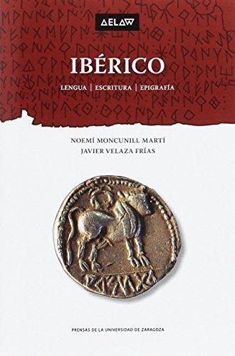 Ibérico. Lengua/Escritura/Epigrafía (Aelaw Booklet)