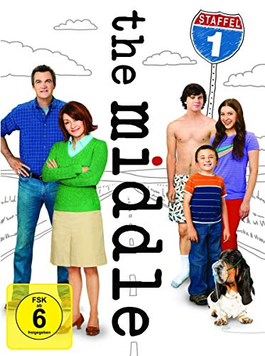 The Middle - Die komplette 1. Staffel [3 DVDs]