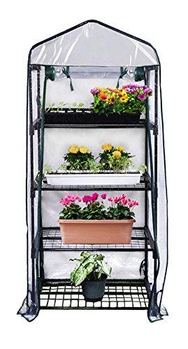 Gardman R687 4-Tier Mini Greenhouse, 27