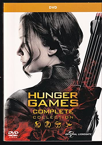 EBOND Hunger Games Collection DVD