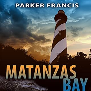 Matanzas Bay audiobook cover art