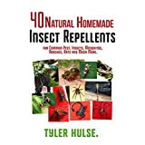蚊、アリ、ハエ、ゴキブリ、共通の害虫の自家製防虫剤: 40 自然自家製防虫剤