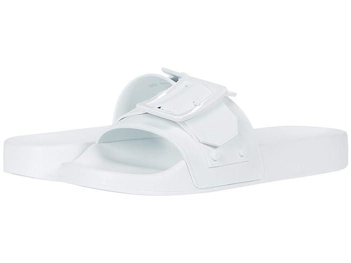 Bally  Jeline Sport Slide (White) Womens Sandals
