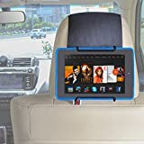 TFY Universal Headrest Car Mount Car Holder for Kindle Tablet - Kindle Fire