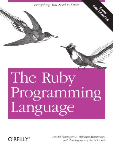 Compare Textbook Prices for The Ruby Programming Language: Everything You Need to Know 1 Edition ISBN 9780596516178 by Flanagan, David,Matsumoto, Yukihiro