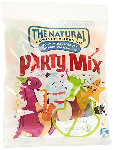 The Natural Confectionery Co Party Mix 240g bag