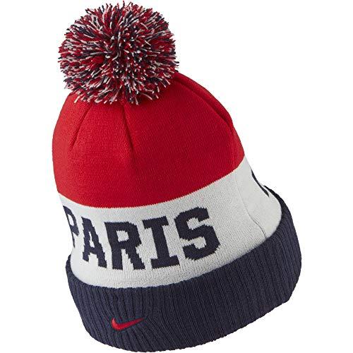 Nike Gorra PSG azul 20/21 Paris Saint Germain turquesa Talla única