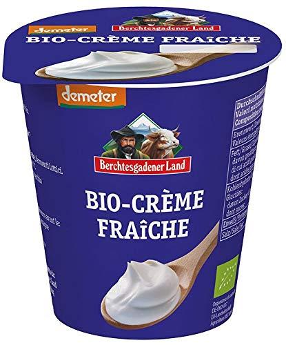 Berchtesgadener Land Bio Bio-Crème frache mind. 32% Fett (6 x 150 gr)