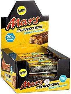 Mars Hi-Protein or Hi-Protein Salted Caramel Bars 12-Pack