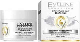 Eveline Cosmetics Nature Line Goats Milk Intensely Regenerating and Nourishing Day and Night Cream m, Reduce Wrinkles, Fin...