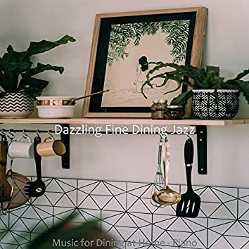 Music for Dining at Home - Piano