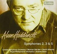 Symphony 2 3 & 5