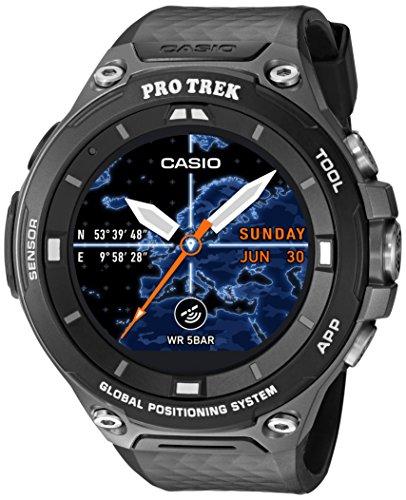 CASIO Smart Watch WSD-F20 Protrek Smart GPS Smartwatch