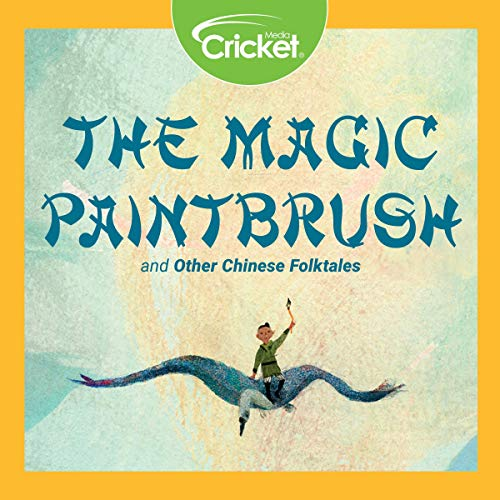 The Magic Paintbrush and Other Chinese Folktales  By  cover art