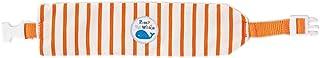 ソフトジェル クールバンダナ 冷えひえボーダー【LL】【オレンジ】(3152) ポンポリース