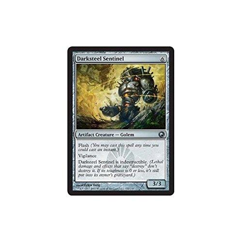 Magic: the Gathering - Darksteel Sentinel - Scars of Mirrodin
