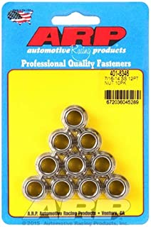 ARP 401-8346 7/16-14 SS مجموعة صواميل 12pt