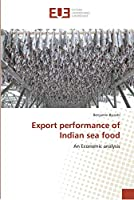 Export performance of Indian sea food