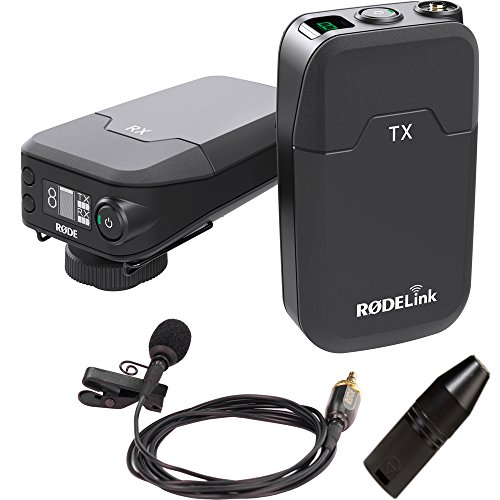 Rode Link Filmmaker Kit incl. Rode VXLR Adapter