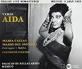 ヴェルディ:歌劇「アイーダ」全曲(1951年メキシコ・ライヴ)