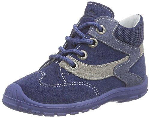 Superfit SOFTTIPPO 600324 Baby Jungen Lauflernschuhe Sneaker, Blau (INDIGO KOMBI 88), 26 EU