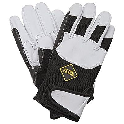 Goatskin Riding Work Gloves X-Large