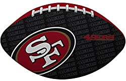 in budget affordable NFL Gridiron Junior Size Youth Football, San Francisco 49ers