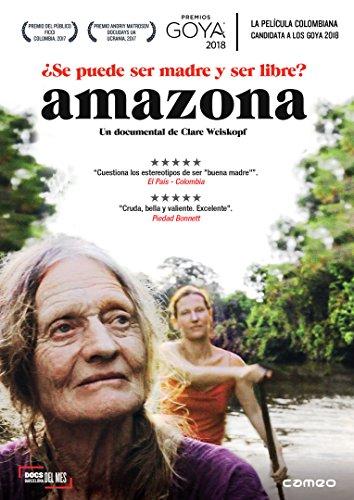 Amazona [DVD]