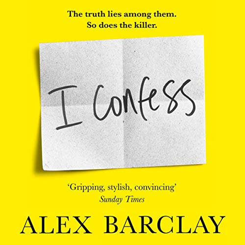 I Confess  By  cover art