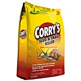 Corry's 100511481 Slug and Snail Killer, 6 lb, Ruby Splash