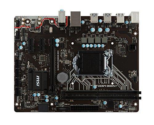 MSI E3M Workstation V5Server/Workstation Mainboard
