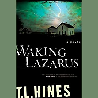 Waking Lazarus audiobook cover art