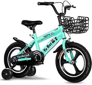 ZTBXQ Regalo Deportivo ldeas Freestyle Bicicletas para niños 16 Pulgadas Deporte de Moda niños Bicicleta Ejercicio de