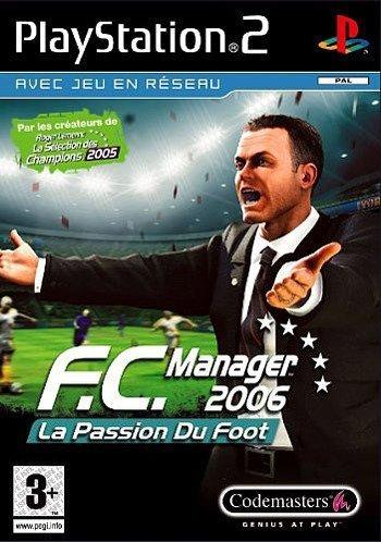 LMA Manager 2006 : Playstation 2 , FR