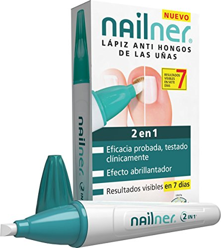 NAILNER Lápiz Anti-hongos Uñas 2 en 1 4ML