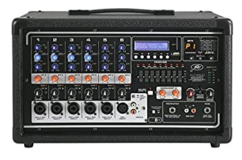 Peavey PVi 6500 All In One Powered Mixer