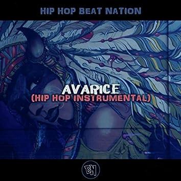Avarice (Hip Hop Instrumental)